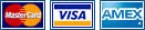 Credit Cards Accepted: MasterCard - Visa - American Express