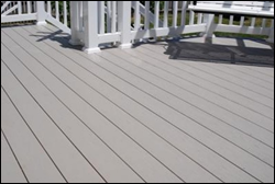 Slate Gray Deck Boards