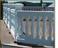 Synthetic Balusters