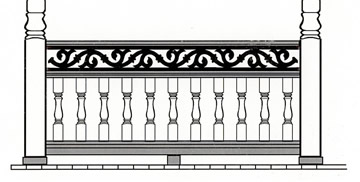 Integral Spandrel