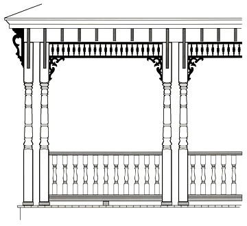 Porch Example #29