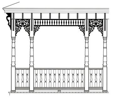 Porch Example #33