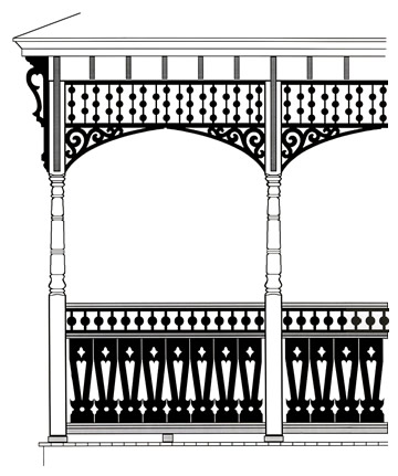 Porch Example #36