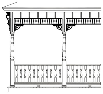 Porch Example #64