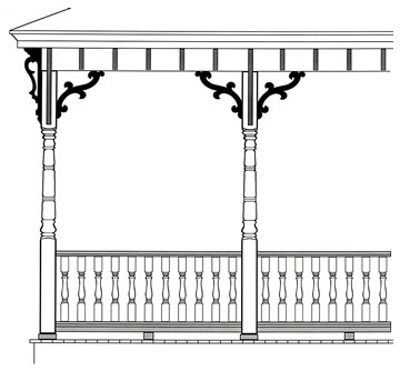 Porch Example #75