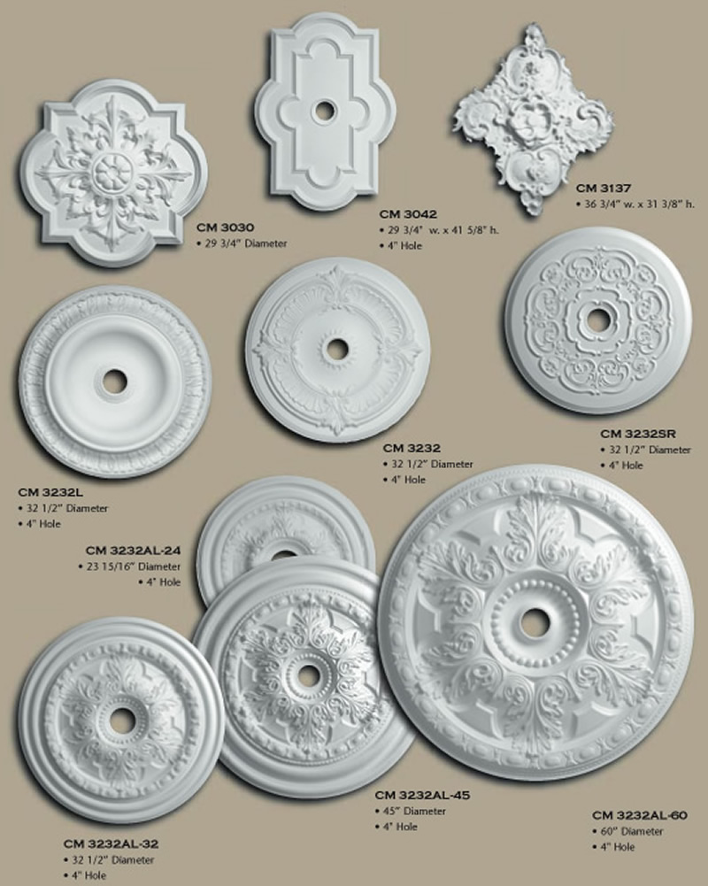Poly Ceiling Medallions Buy Online Huge Selection