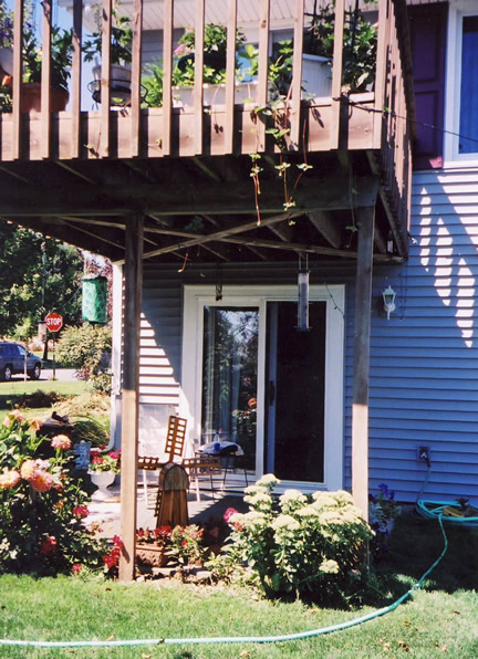 Before - Porch Photo 167
