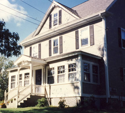 2-story with full enclosed porch (Porch Photo 64)
