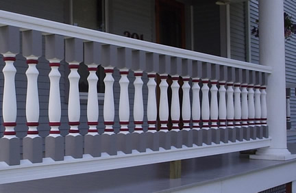 Close-up - Porch Photo 87
