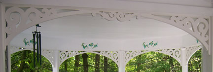 Close-up of Trim - Porch Photo 93