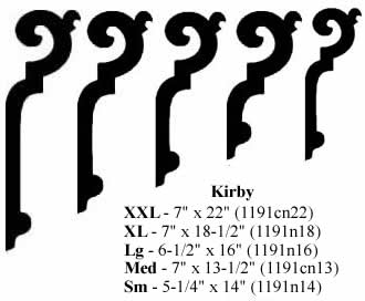 Kirby Brackets - GROUPED