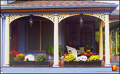 Porch Photo 85 with Columns