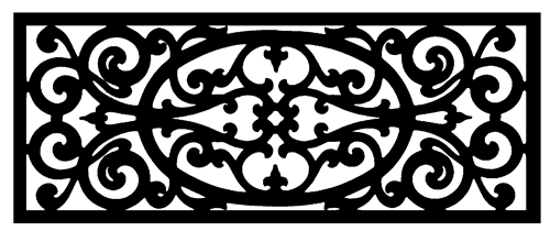 Fretwork Panels and Medallions - Wooden Antique and ...: http://www.vintagewoodworks.com/panels-medallions-item.html