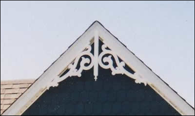 Close-up  of Gable Photo 24