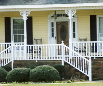 Porch Post Photo 88