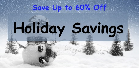 Holiday Savings Sale at FunTime Birdy