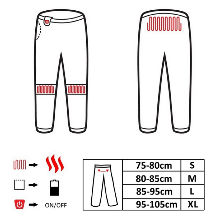 Glovii Pants