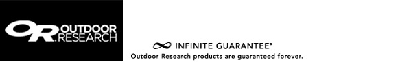 Outdoor Research Infinite Guarantee