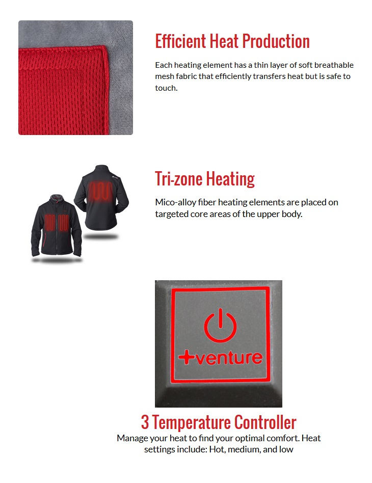 Venture Heat Escape Jacket
