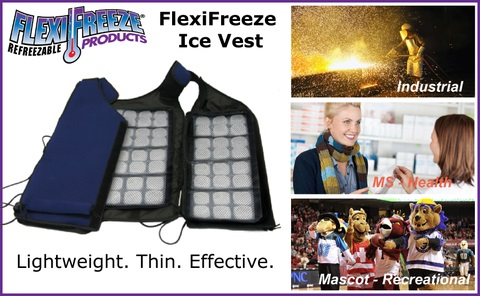 Flexi Freeze Ice Vest