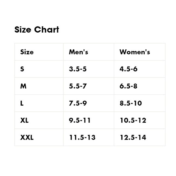 heat factory insoles sizing