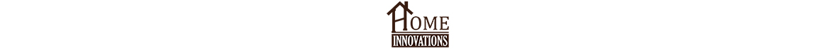 Home Innovations Banner