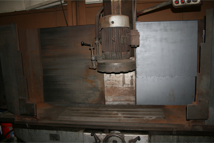 Used Berco Rpy Sl Surface Grinder
