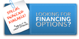 We Offer Financing and Leasing Options