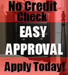Easy No Credit Check Financing