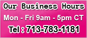 Our Business Hours