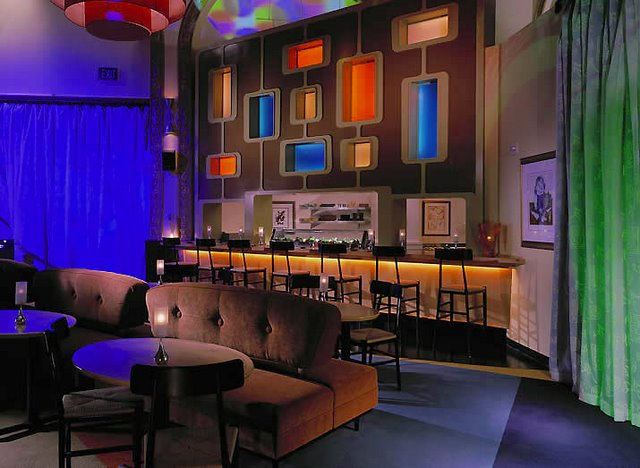Another Cool Nightclub Furniture Installation