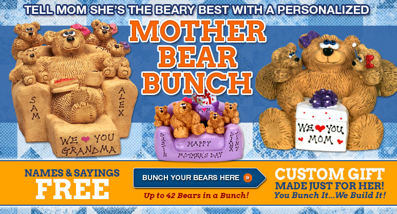 Personalized Mothers Day Gifts