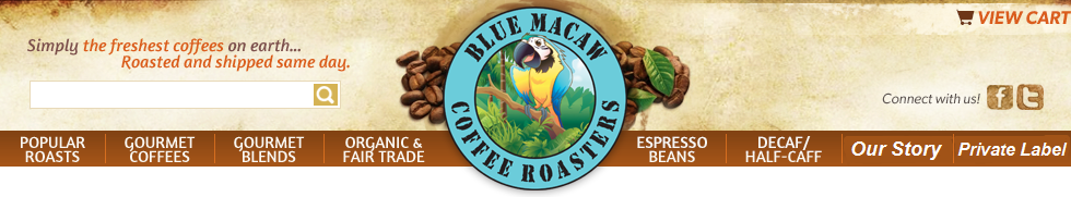 Blue Macaw Coffee Roasters