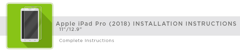 ?Apple iPad Pro 11 in./12.9 in. (2018)