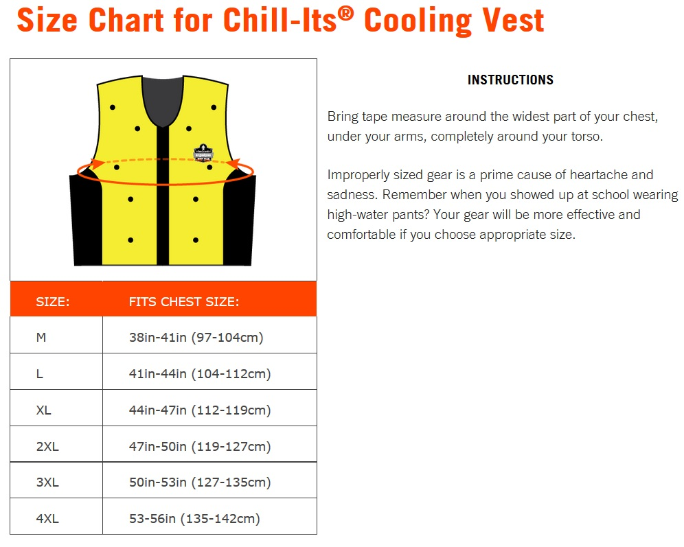 Chill-Its Cooling Products