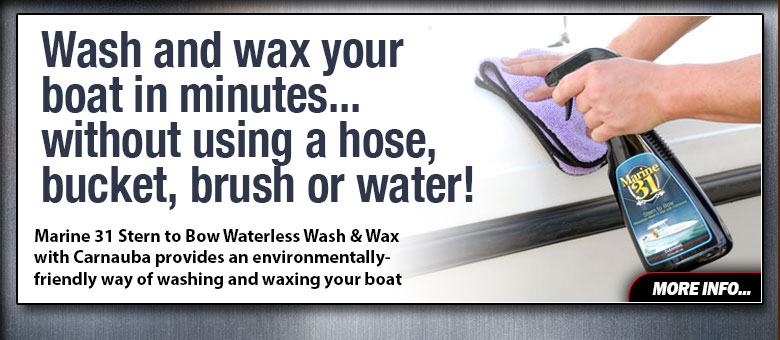 Waterless Wash & Wax