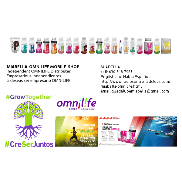 OMNILIFE ENERGY-PRODUCTS