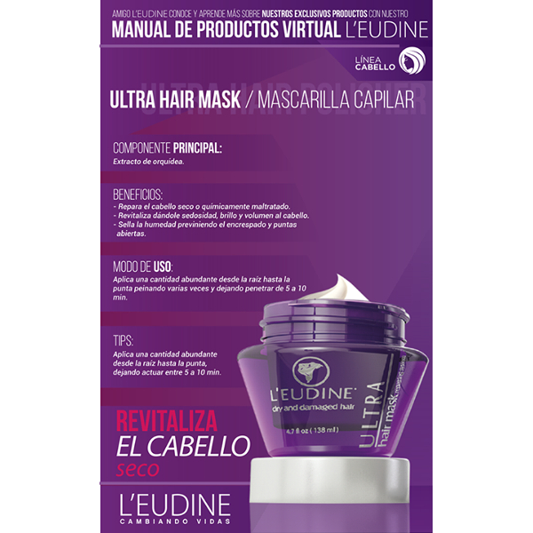 L'EUDINE ULTRA HAIR MASK