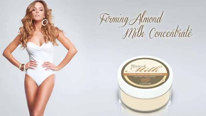 L'EUDINE FIRMING ALMOND MILK CONCENTRATE BODY CREAM