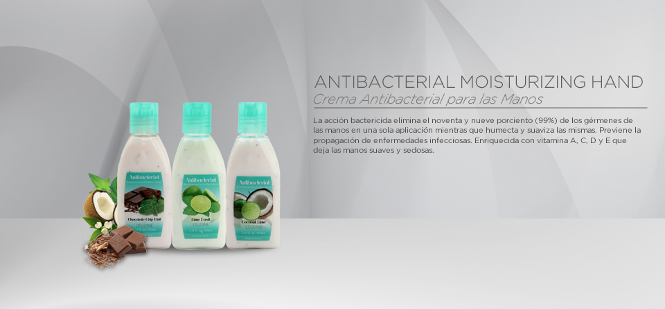 ANTIBACTERIAL-HAND LOTION