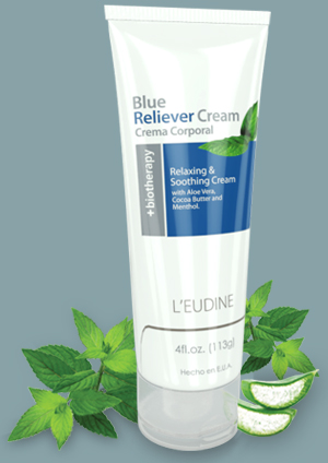 L'EUDINE BLUE RELIEVER CREAM