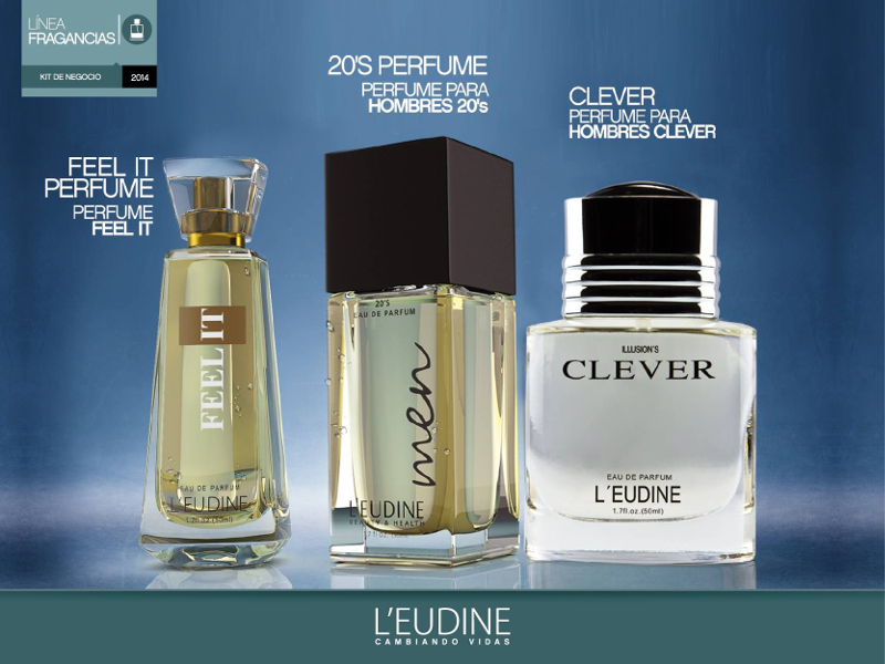 L'EUDINE FEEL IT PERFUME CLASSIC