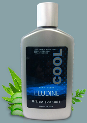 L'EUDINE COOL SHOWER GEL