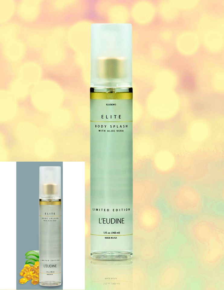 L'EUDINE ELITE BODY SPRAY LIMITED EDITION