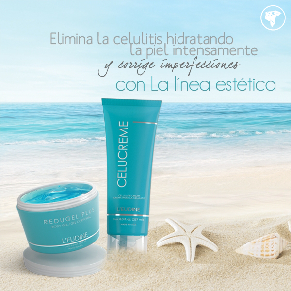 L'EUDINE REDUGEL PLUS CELUCREME BUNDLE