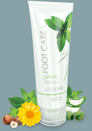 L'EUDINE<BR>WONDER FOOT<br>CARE LOTION