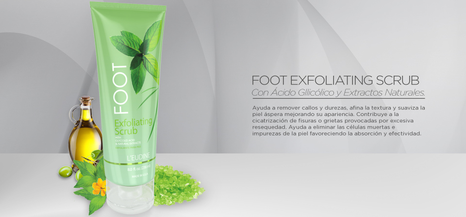 FOOT EXFOLIATING SCRUB