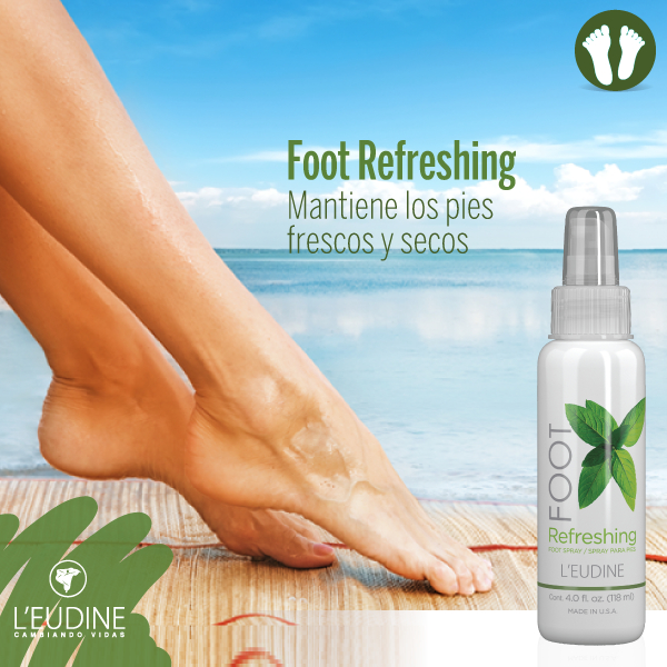 L'EUDINE FOOT REFRESHING