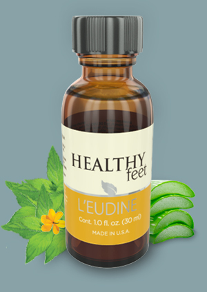 L'EUDINE<br>HEALTHY FEET<br> <br>