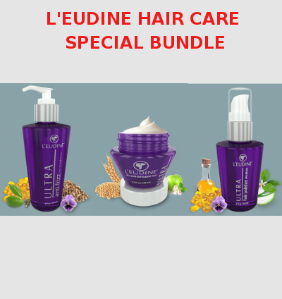 L'EUDINE<br>Hair Care<br>Bundle Special